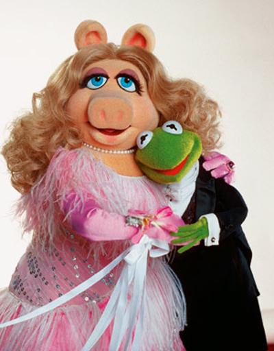 Kermit the Frog & Miss Piggy / Лягушонок Кермит и Свинка Мисс Пигги